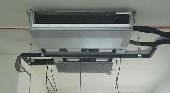 拆空调外机的方法和步骤